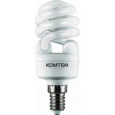 Comtech Лампа компактная люминисцентная, 15W E14 2700К 880лм