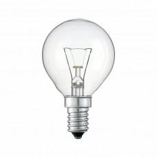 PH Лампа накаливания шар Stan 25W E14 230V P45 CL 1CT/10X10