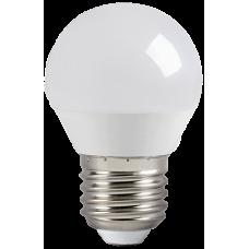 IEK Лампа светодиодная ECO G45 шар 5Вт 230В 6500К E27