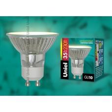 Uniel Лампа ксеноновая 35w GU10
