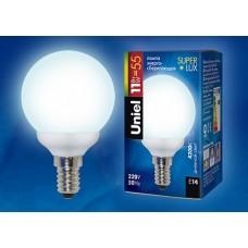 Uniel Лампа ESL-G55-11/4200/E14