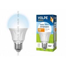 Volpe Лампа LED A60 E27 11W 4500К мат.