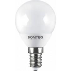 Comtech Лампа LED ЭКСПЕРТ шар мат. G45 E14 5W 4000К 300D