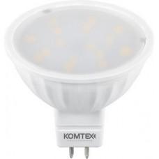 Comtech Лампа LED ЭКСПЕРТ MR16 GU5.3 5W 220V 3000К 120D FR