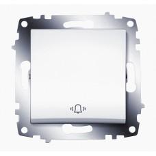 ABB Cosmo Бел Выключатель кнопочный с символом Звонок