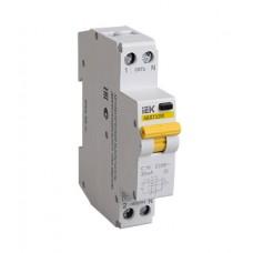 IEK АВДТ32М С6 30мА - Автоматический Выключатель Диф. Тока