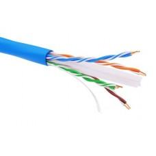 DKC Информационный кабель неэкранированый U/UTP 4х2 CAT6A, LSZH, синий