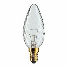 PH Лампа накаливания свеча витая Deco E14 60W 2700K