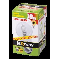 Jazzway Лампа галогенная PH - A55 70w clear E27 230/50Гц