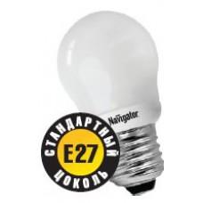 Navigator Лампа компактная люминесцентная NCL G45 9W 827 E27