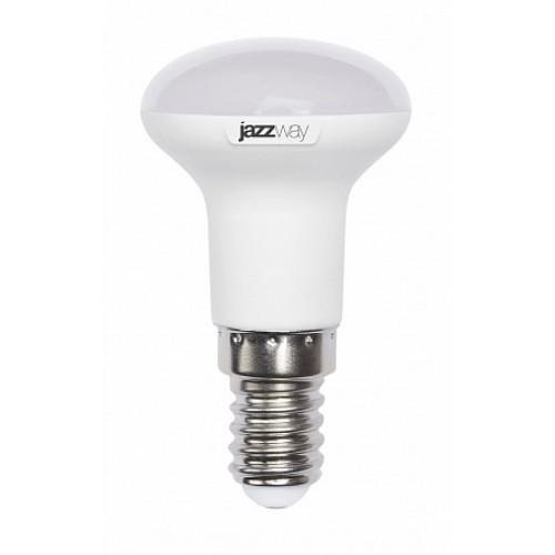 Jazzway Лампа светодиодная (LED) с отражателем d39мм E14 120° 5Вт 220-240В матовая нейтральная холодно-белая 5000К