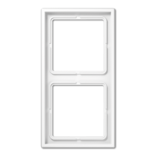JUNG LS 990 Белая Рамка 2-ая