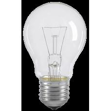 IEK Лампа накаливания A55 шар прозр. 60Вт E27