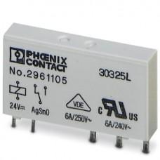 Phoenix Contact Одиночное реле REL-MR- 60DC/21A