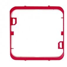 Simon 73 Красное Кольцо декоративное в рамку