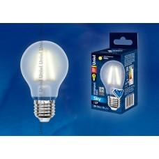 Uniel Лампа LED Sky A60 E27 8W 3000К мат.