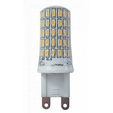 Jazzway Лампа PLED-G9 7w 4000K 400Lm 175-240V (пластик d16*50мм)
