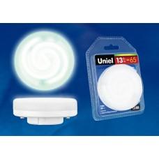 Uniel Лампа ESL-GX53-13/4000/GX53 блистер