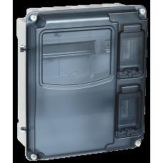 IEK Корпус пластиковый ЩУРн-П 1/8 IP55 PC