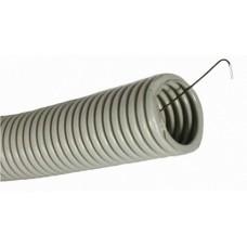 IEK Труба гофр.ПВХ d 25 с зондом (25 м)