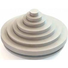 DEKraft КВ-103 Серый Cальник диаметр кабеля 25-28мм IP55