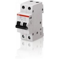 ABB SH202L Автоматический выключатель 2P 16A (B)