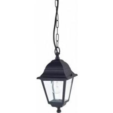 Favourite Leon Черный/Прозрачный Светильник уличный 1*E27*60W, IP44