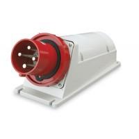 DKC Вилка настенная IP67 125А 3P+E 400В