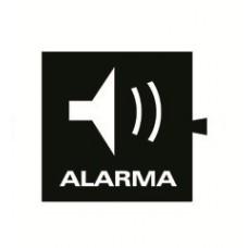 """Simon 82 Световой фильтр-пиктограмма 82066 """"сигнализация"""""""