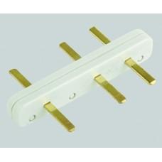 Simon Connect Блок соединительный 3-х контактный, для розеток K11-.., KS11-..