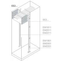 ABB IS2 Перегородка вертикальная каб.секции 200x400мм ВхШ