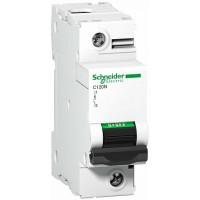 SE Acti 9 C120N Автоматический выключатель 1P 63А (B) 10кА