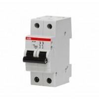 ABB SH202 Автоматический выключатель 2P 6А (C)