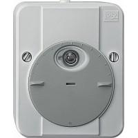 SE Merten Серый Cумеречный выключатель наружного монтажа(без задежки срабатывания) 230V 10A IP54