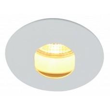 Arte Lamp Accento Белый Светильник точечный встаиваемый 1x50W 1xGU10; 1xG5,3