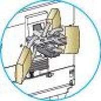 SE Compact NSX Съемная блокировка рычага управления NS100/630