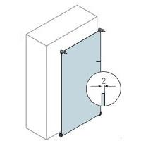 ABB Дверь глухая для шкафа GEMINI (Размер 6)