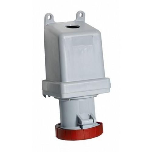 ABB Розетка для монтажа на поверхность 63А, 3P+N+E, 380V, IP67