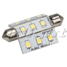 Arlight Автолампа ARL-F42-9E Warm White (10-30V, 9 LED 2835)