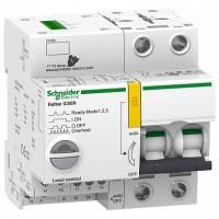 SE Acti 9 Smartlink Reflex iC60N Автоматический выключатель с дистанционным приводом 2P 10A B Ti24