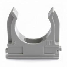 Держатель для труб  д.16 мм Промрукав полистирол 100 шт/уп (2000 шт/кор)