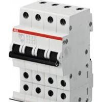ABB SH203 Автоматический выключатель 3P 25А (C) NA