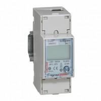 Legrand Счетчик электроэнергии однофазный EMDX? - сертификат MID - 63 А - 2 модуля - импульсный выход