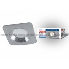 Uniel Fametto Vernissage Светильник LED квадрат GU5.3 IP20 хром