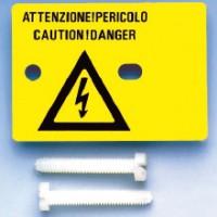 DKC PRP/7/G, защитная крышка для перемычек