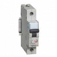 Legrand TX3 Автоматический выключатель 1P 25A (B) 6000/10kA