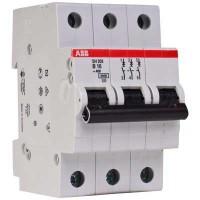 ABB SH203 Автоматический выключатель 3P 50А (C)