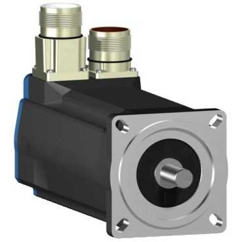 SE Двигатель BSH фланец 70мм 2,1 Нм, без шпонки, IP40, с тормозом (BSH0702P01F2A)