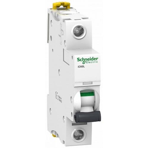 SE Acti 9 iC60L Автоматический выключатель 1P 50A (Z)