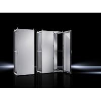 Rittal TS Дверь одноствор. 400x2000мм RAL7035